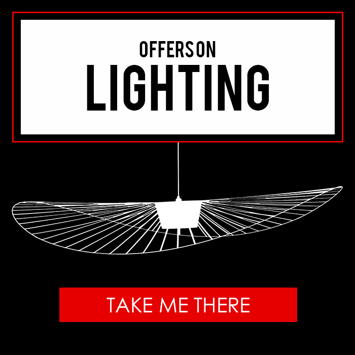 Papillon Interiors Black Friday Offers on Lighting