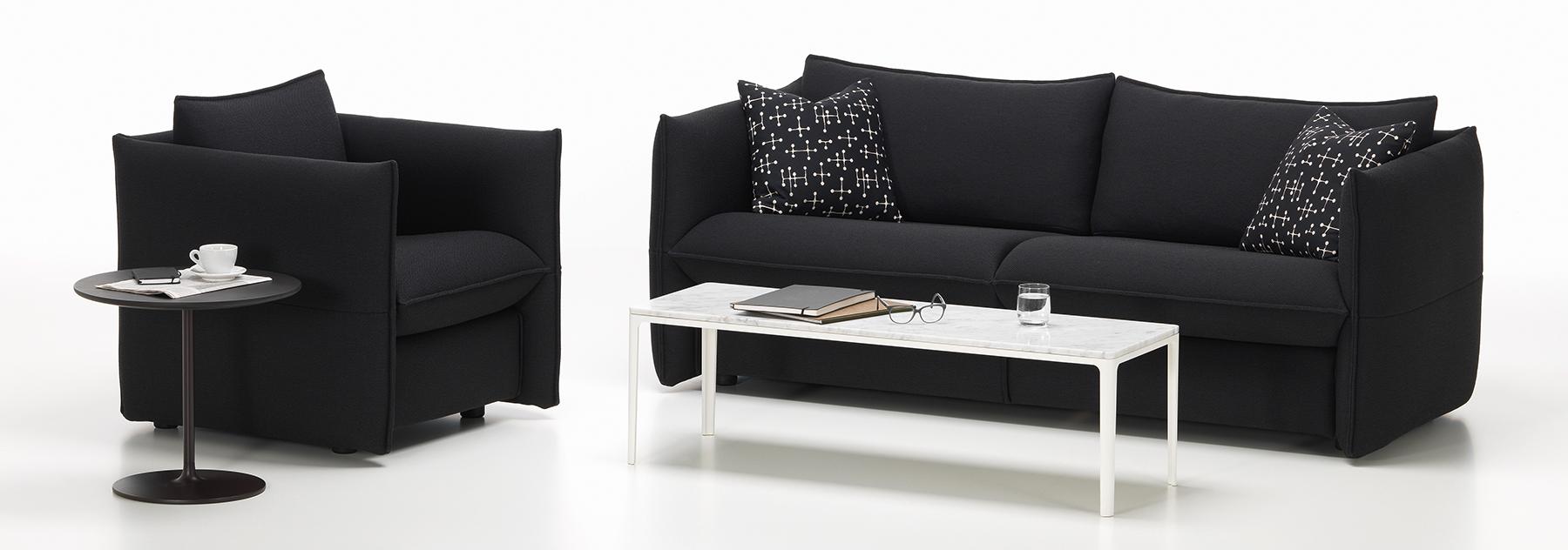 Vitra Mariposa Chair and Sofa